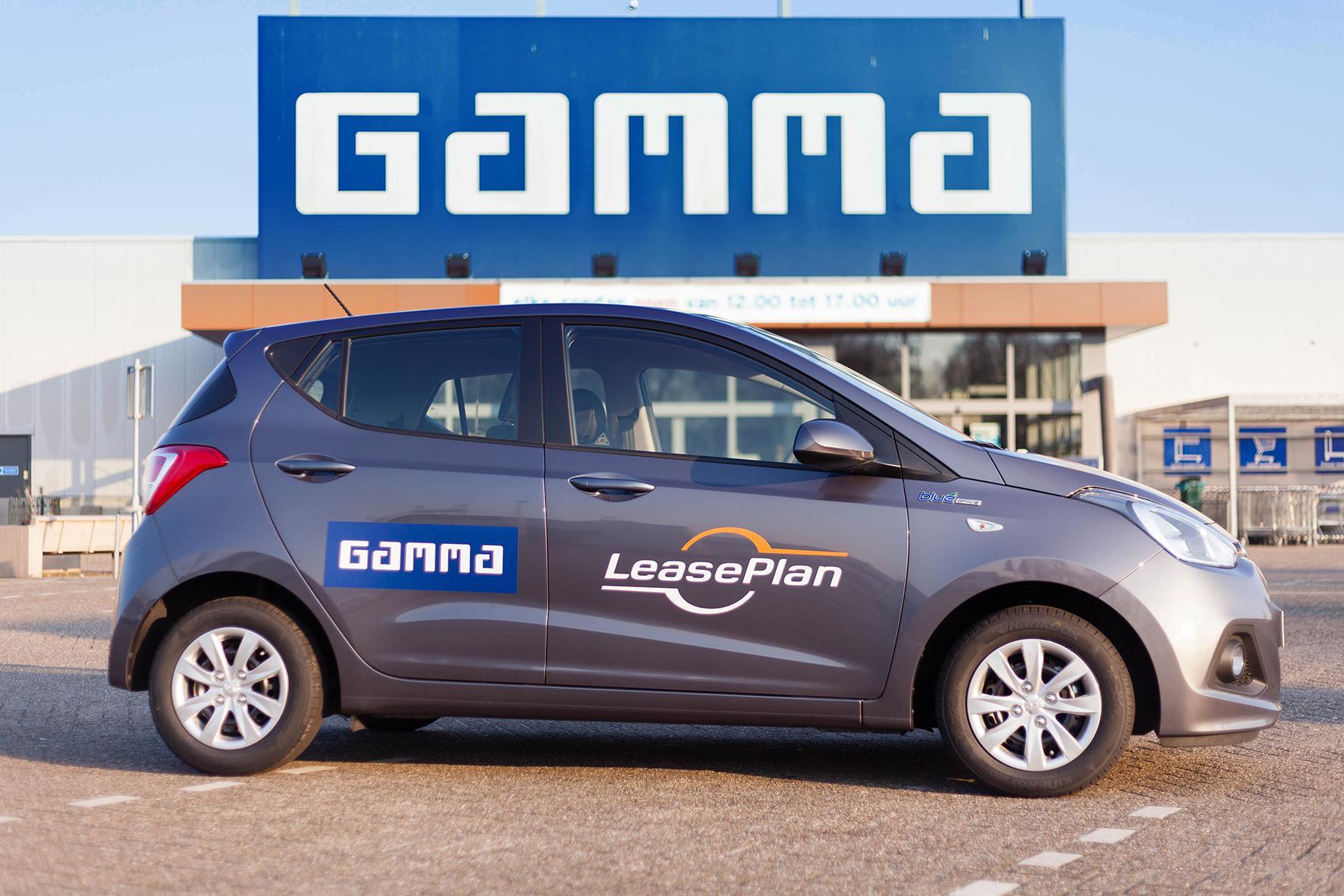 Gamma auto